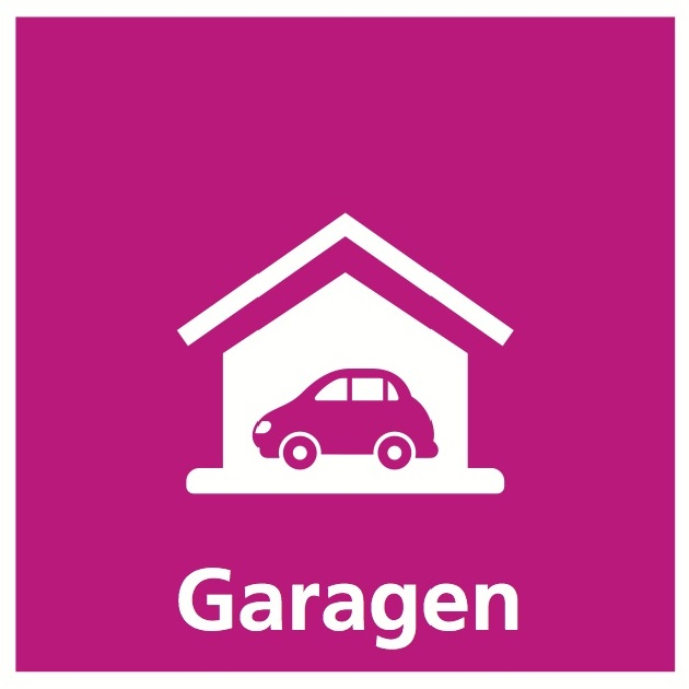 Garagenöffnung